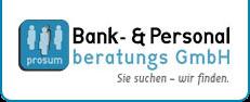 prosum Bank- & Personalberatungs GmbH